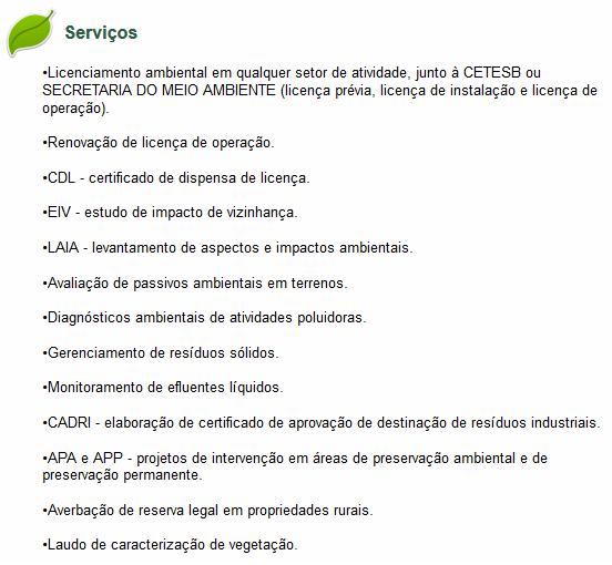serviços 1
